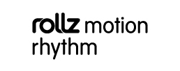 Rollz Motion Rhythm logo