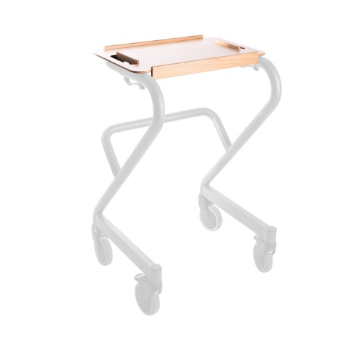 Saljol Page tray for the indoor rollator